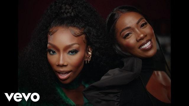 [Video] Tiwa Savage – Somebody's Son ft. Brandy